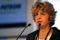 Mariana Gheorghe, CEO Petrom (foto arhiva)