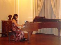 Pianista Alexandra Dăriescu