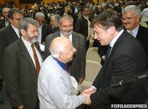 Horia Musta, impreuna cu Crin Antonescu, in 2009