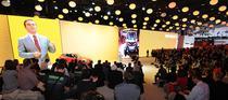 Conferinta Salonul Auto de la Paris 2012