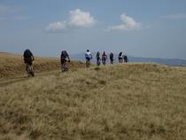 Cu bicicleta in muntii Iezer