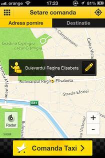 Start taxi