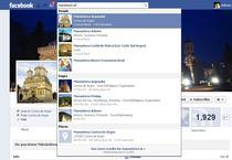 Manastiri pe Facebook