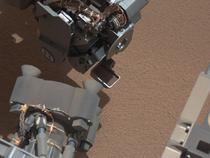 Robotul Curiosity pe Marte