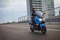 Test Drive cu BMW C 600 Sport