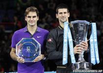 Nole, castigator in fata lui Federer