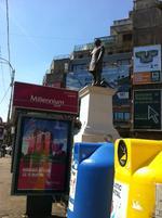Primăria Capitalei propune cetățenilor să adopte o statuie și să contribuie cu bani la întreținere/ Câți bani a cheltuit Primăria Capitalei pe statui în ultimii 20 de ani