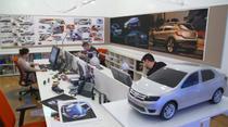 Designeri Dacia-Renault
