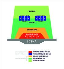 Schema zonei de concert
