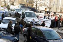 Protest service-uri auto in 2010