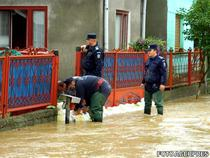 Inundatii in comuna Gurasada, 2012