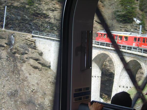 Trenul Bernina