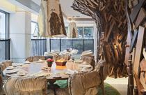 Conceptul de design pentru New Hotel se inspira din arta traditionala greceasca