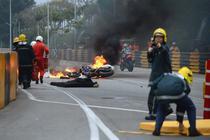Accident Louis Filipe de Sousa la Macao