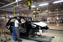 Uzina aliantei Renault-Nissan din Chennai