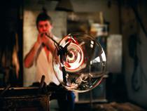 Fiecare pahar creat de Zalto este lucrat manual