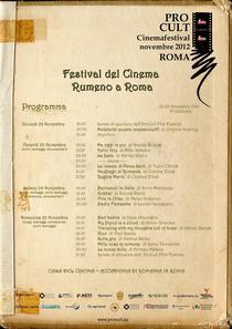 Program ProCult Film Festival
