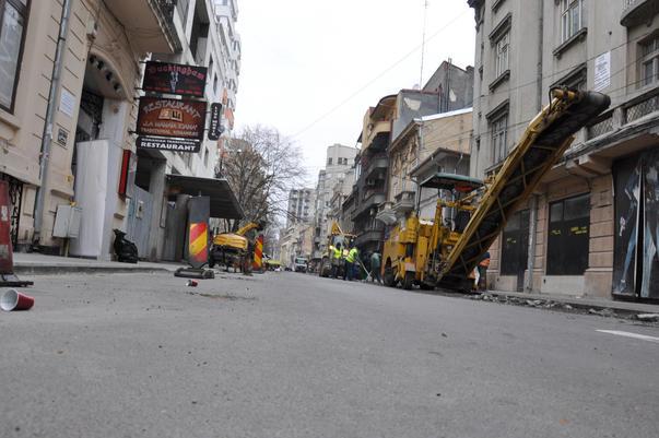 Strada perfecta distrusa pentru reasfaltare (2)
