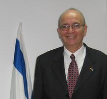 Ambasadorul Dan Ben-Eliezer