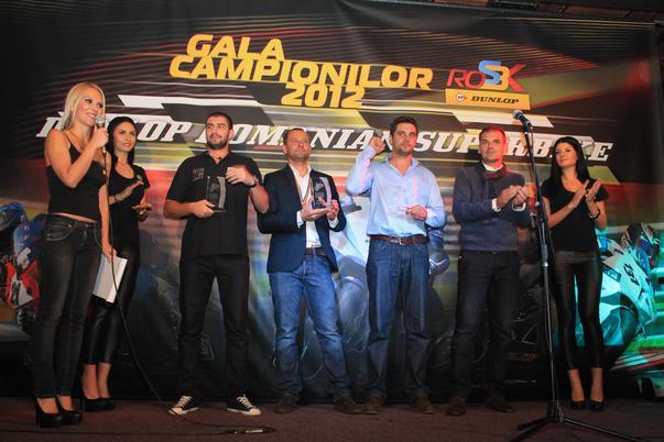 Gala campionilor de motociclism viteza