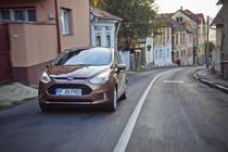 Test Drive cu Ford B-Max