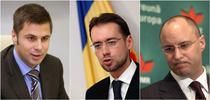 Mihai Toader, Tudor Chiuariu si Zsolt Nagy