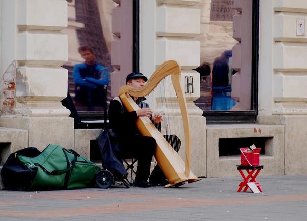 Harpistul