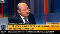 """Traian Basescu la """"Sub semnul intrebarii"""""""