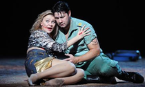 Ruxandra Donose in Carmen la English National Opera