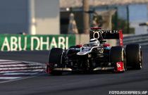 Kimi Raikkonen se impune la Abu Dhabi