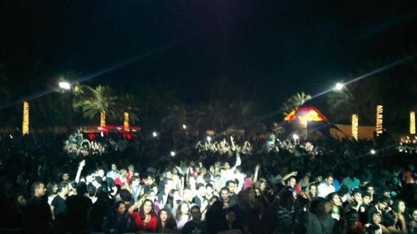 Eduard Maya concert in Muscat,04oct2012