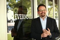 Phil Libin, CEO Evernote
