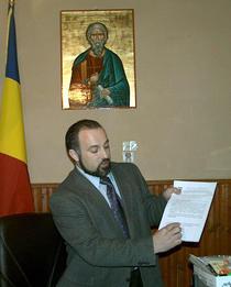 Radu Dumitru, noul sef al Apelor Minerale