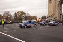 Dacia Logan si Dacia Sandero la parada de 1 decembrie 2012