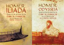 Iliada si Odyseeia, de Homer