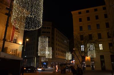 Lumini de Craciun Viena