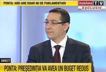 Victor Ponta la RTV