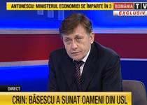 Crin Antonescu la RTV