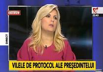 Elena Udrea la Realitatea TV