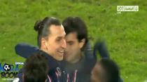 Ibrahimovic, principalul marcator al lui PSG