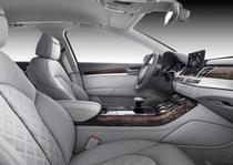 Interior Audi A8 2010