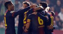 Barcelona, din nou campioana