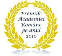 Premiile Academiei Romane