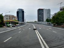 Marcaje rutiere pe soselele din Capitala