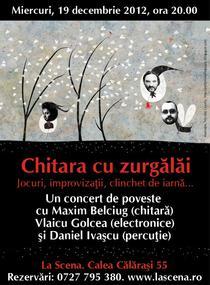 Chitara cu zurgalai - concert