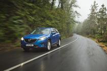 Test Drive cu Mazda CX-5 diesel