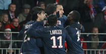 PSG, lider in Ligue 1