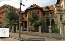Asa arata casa in care a locuit Mihail Sadoveanu inainte de incendiu
