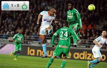 Ayew, gol decisiv pentru Marseille