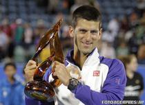 Novak Djokovic, campion la Abu Dhabi